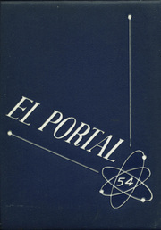 1954 Edition, Tracy High School - El Portal Yearbook (Tracy, CA)