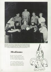 Page 10, 1954 Edition, Tracy High School - El Portal Yearbook (Tracy, CA) online yearbook collection