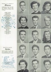 Page 14, 1954 Edition, Tracy High School - El Portal Yearbook (Tracy, CA) online yearbook collection