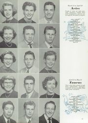 Page 15, 1954 Edition, Tracy High School - El Portal Yearbook (Tracy, CA) online yearbook collection