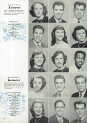 Page 16, 1954 Edition, Tracy High School - El Portal Yearbook (Tracy, CA) online yearbook collection