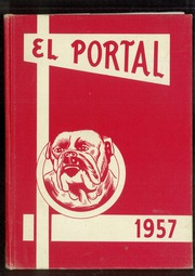 1957 Edition, Tracy High School - El Portal Yearbook (Tracy, CA)