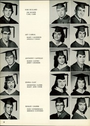 Page 16, 1957 Edition, Tracy High School - El Portal Yearbook (Tracy, CA) online yearbook collection