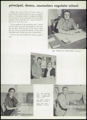 Page 15, 1958 Edition, Tracy High School - El Portal Yearbook (Tracy, CA) online yearbook collection