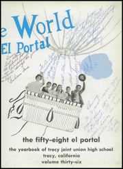 Page 7, 1958 Edition, Tracy High School - El Portal Yearbook (Tracy, CA) online yearbook collection