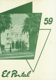 1959 Edition, Tracy High School - El Portal Yearbook (Tracy, CA)