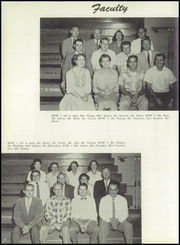 Page 10, 1959 Edition, Tracy High School - El Portal Yearbook (Tracy, CA) online yearbook collection