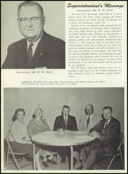 Page 12, 1959 Edition, Tracy High School - El Portal Yearbook (Tracy, CA) online yearbook collection