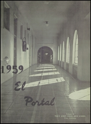 Page 5, 1959 Edition, Tracy High School - El Portal Yearbook (Tracy, CA) online yearbook collection