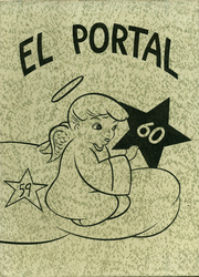 1960 Edition, Tracy High School - El Portal Yearbook (Tracy, CA)
