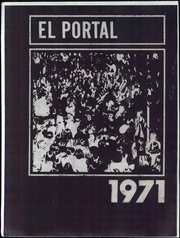 1971 Edition, Tracy High School - El Portal Yearbook (Tracy, CA)