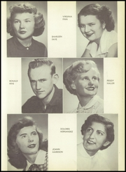 Page 11, 1953 Edition, Tranquillity High School - Tule Yearbook (Tranquillity, CA) online yearbook collection