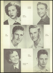 Page 16, 1953 Edition, Tranquillity High School - Tule Yearbook (Tranquillity, CA) online yearbook collection