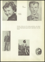 Page 17, 1953 Edition, Tranquillity High School - Tule Yearbook (Tranquillity, CA) online yearbook collection