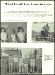 Page 13, 1954 Edition, Tranquillity High School - Tule Yearbook (Tranquillity, CA) online yearbook collection