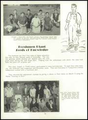 Page 16, 1954 Edition, Tranquillity High School - Tule Yearbook (Tranquillity, CA) online yearbook collection