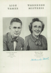 Page 12, 1951 Edition, Trona High School - Telescope Yearbook (Trona, CA) online yearbook collection
