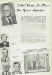 Page 10, 1954 Edition, Trona High School - Telescope Yearbook (Trona, CA) online yearbook collection