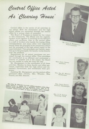 Page 11, 1954 Edition, Trona High School - Telescope Yearbook (Trona, CA) online yearbook collection