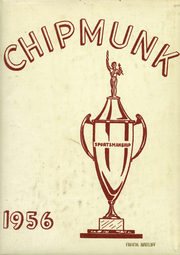 1956 Edition, Tahoe Truckee High School - Chipmunk Yearbook (Truckee, CA)