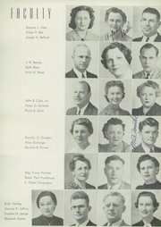 Page 16, 1941 Edition, Verdugo Hills High School - El Portal Yearbook (Tujunga, CA) online yearbook collection