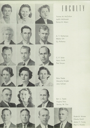 Page 17, 1941 Edition, Verdugo Hills High School - El Portal Yearbook (Tujunga, CA) online yearbook collection