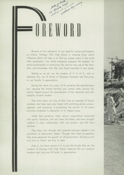 Page 6, 1941 Edition, Verdugo Hills High School - El Portal Yearbook (Tujunga, CA) online yearbook collection
