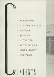 Page 8, 1941 Edition, Verdugo Hills High School - El Portal Yearbook (Tujunga, CA) online yearbook collection