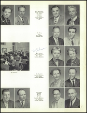Page 13, 1960 Edition, Verdugo Hills High School - El Portal Yearbook (Tujunga, CA) online yearbook collection