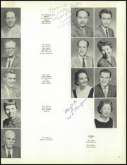 Page 15, 1960 Edition, Verdugo Hills High School - El Portal Yearbook (Tujunga, CA) online yearbook collection