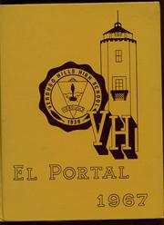 1967 Edition, Verdugo Hills High School - El Portal Yearbook (Tujunga, CA)