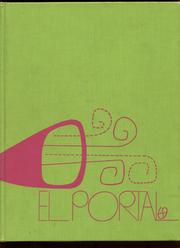 1969 Edition, Verdugo Hills High School - El Portal Yearbook (Tujunga, CA)