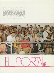 Page 5, 1969 Edition, Verdugo Hills High School - El Portal Yearbook (Tujunga, CA) online yearbook collection