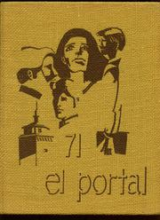 1971 Edition, Verdugo Hills High School - El Portal Yearbook (Tujunga, CA)