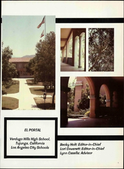 Page 9, 1978 Edition, Verdugo Hills High School - El Portal Yearbook (Tujunga, CA) online yearbook collection