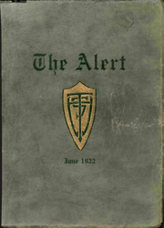 Turlock High School - Alert Yearbook (Turlock, CA) online yearbook collection, 1922 Edition, Page 1