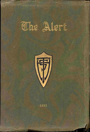 Turlock High School - Alert Yearbook (Turlock, CA) online yearbook collection, 1925 Edition, Page 1