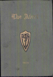 Turlock High School - Alert Yearbook (Turlock, CA) online yearbook collection, 1926 Edition, Page 1