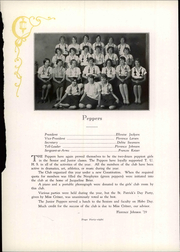 Page 60, 1929 Edition, Turlock High School - Alert Yearbook (Turlock, CA) online yearbook collection