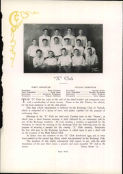 Page 62, 1929 Edition, Turlock High School - Alert Yearbook (Turlock, CA) online yearbook collection