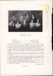 Page 69, 1929 Edition, Turlock High School - Alert Yearbook (Turlock, CA) online yearbook collection