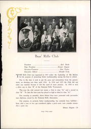 Page 70, 1929 Edition, Turlock High School - Alert Yearbook (Turlock, CA) online yearbook collection