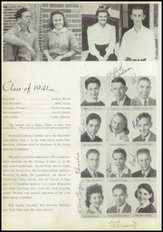 Page 12, 1941 Edition, Turlock High School - Alert Yearbook (Turlock, CA) online yearbook collection