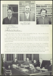 Page 9, 1941 Edition, Turlock High School - Alert Yearbook (Turlock, CA) online yearbook collection