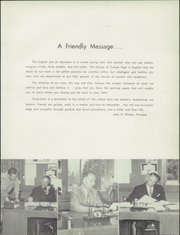 Page 11, 1951 Edition, Turlock High School - Alert Yearbook (Turlock, CA) online yearbook collection