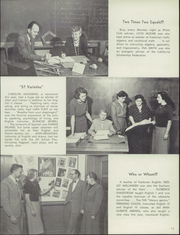 Page 15, 1951 Edition, Turlock High School - Alert Yearbook (Turlock, CA) online yearbook collection