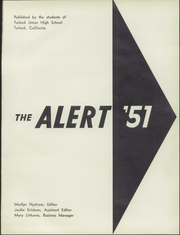 Page 5, 1951 Edition, Turlock High School - Alert Yearbook (Turlock, CA) online yearbook collection
