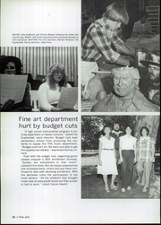 Page 100, 1982 Edition, Turlock High School - Alert Yearbook (Turlock, CA) online yearbook collection