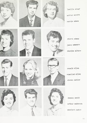 Page 17, 1957 Edition, Vallejo High School - Arrow Yearbook (Vallejo, CA) online yearbook collection