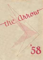 Page 1, 1958 Edition, Vallejo High School - Arrow Yearbook (Vallejo, CA) online yearbook collection